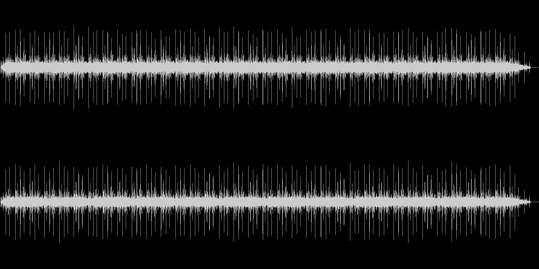 バネを作る機械の動作音02の未再生の波形