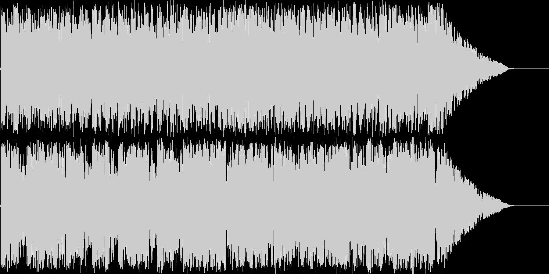 明るく楽しいイメージのBGMです。の未再生の波形