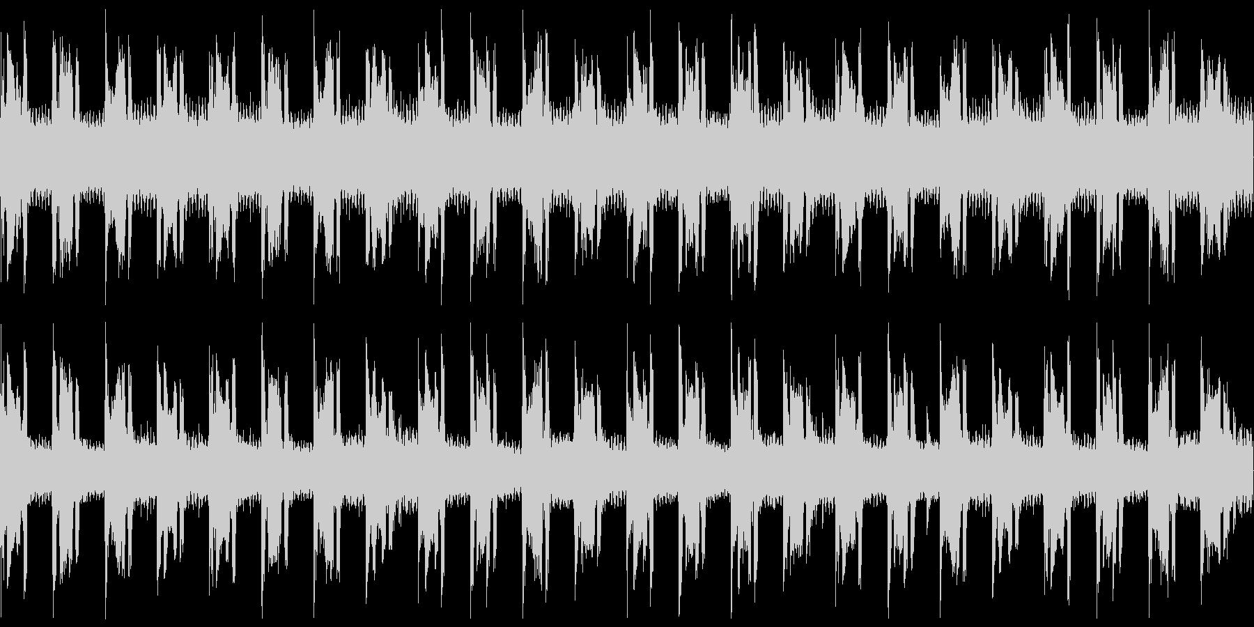 【ドラム抜き】おしゃれでメロディレスな…の未再生の波形