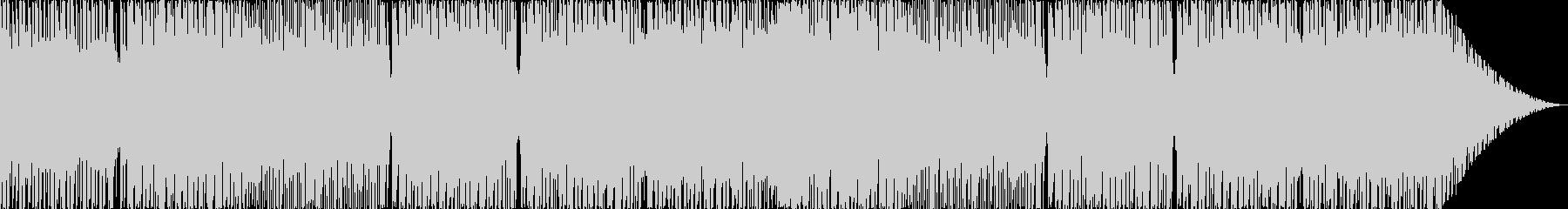 カシオペアばりの16ビートフュージョンの未再生の波形