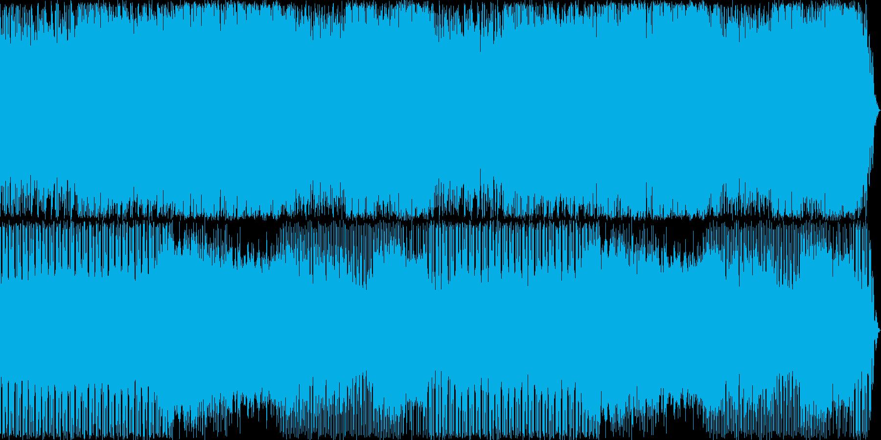 壮大なオーケストラのダンジョンBGMの再生済みの波形