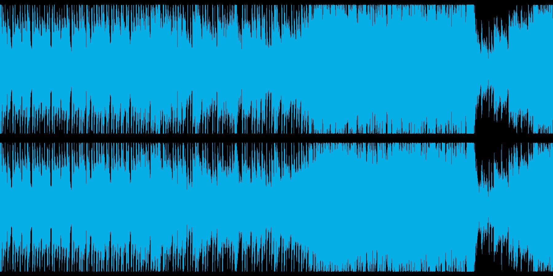 【ループ仕様】疾走感,RPGバトルの再生済みの波形