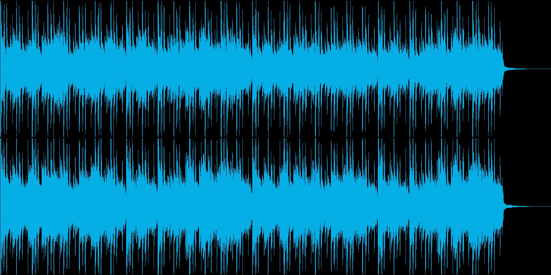 差をつけるBGM(HIPHOPJAZZ)の再生済みの波形