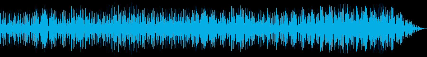 山奥の温泉 秘湯 和楽器+民族系ビートの再生済みの波形