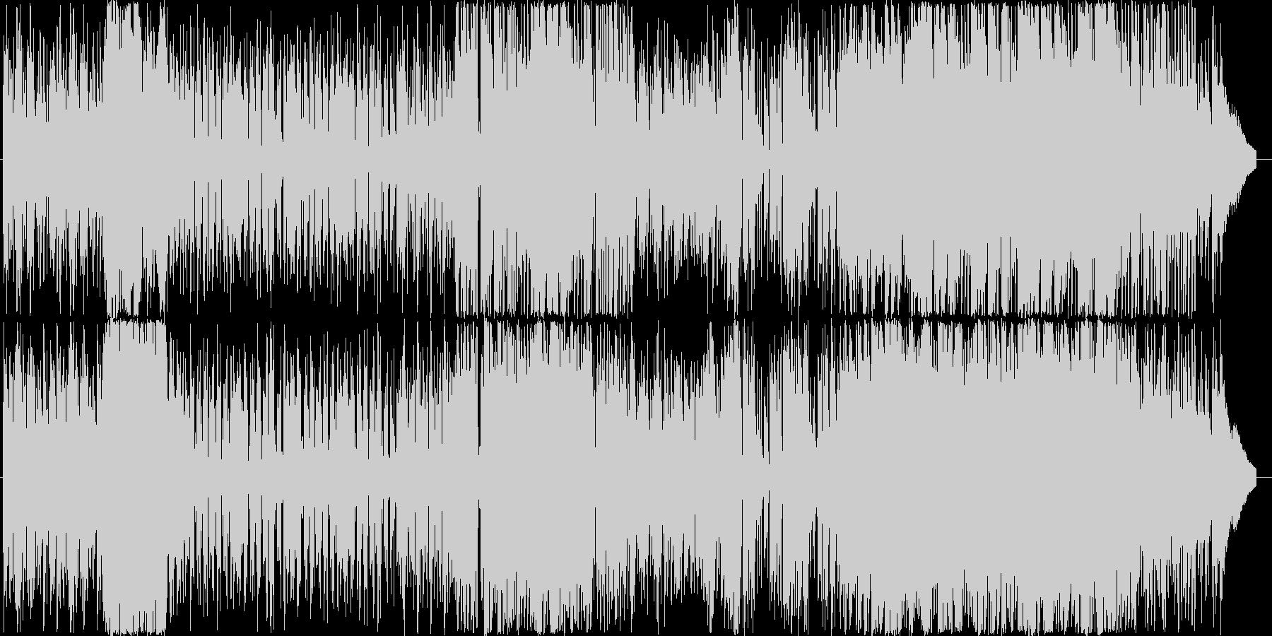 イベントのBGMなどにの未再生の波形