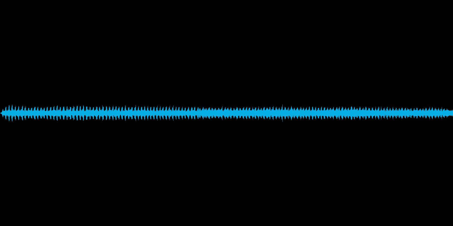 リンリンリンの再生済みの波形