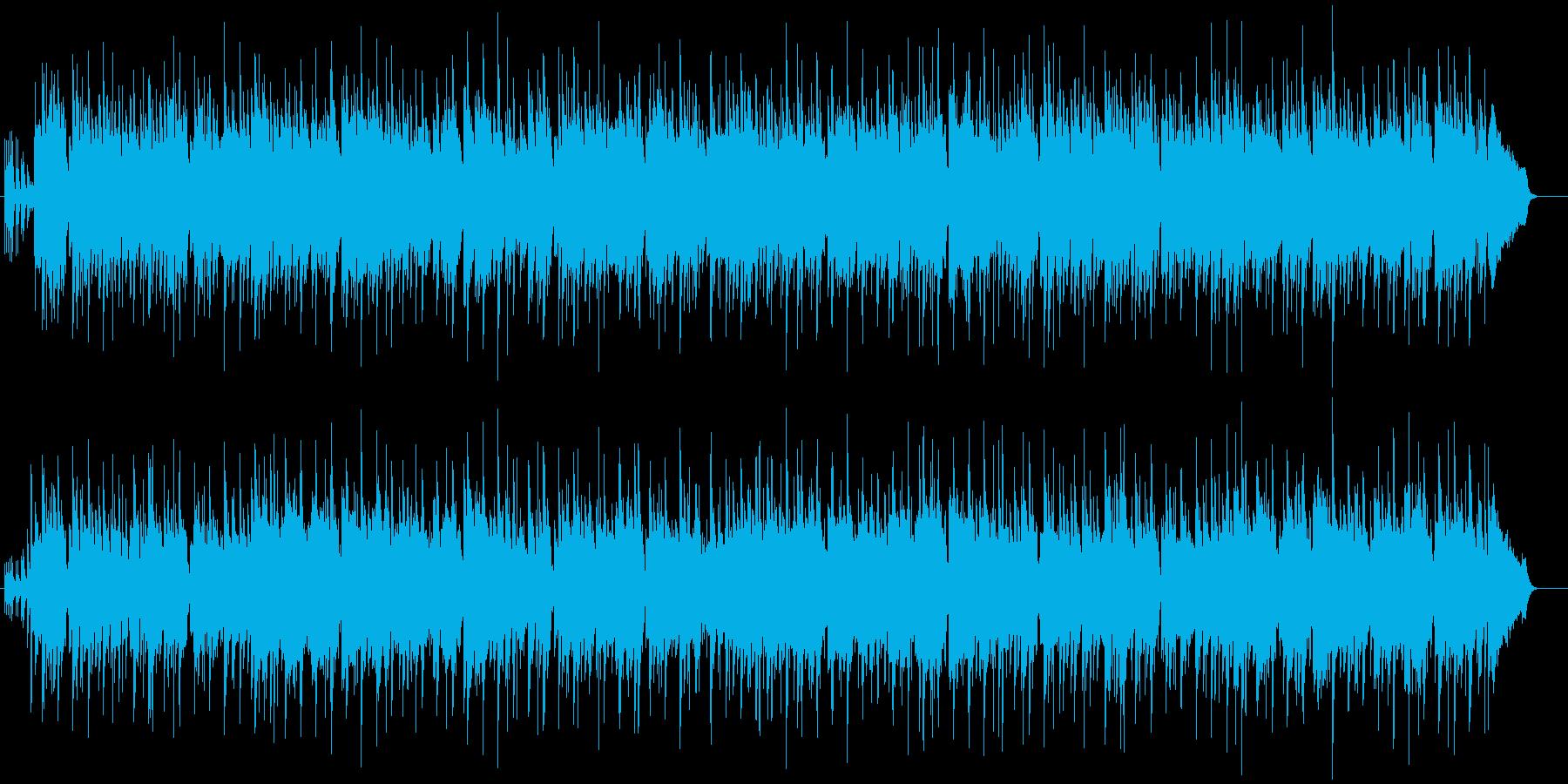 秋 童謡 どんぐりころころ キッズレゲエの再生済みの波形