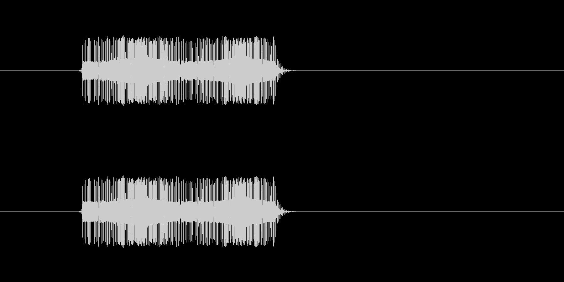 ファンファンファ(宇宙、ファンタジー)の未再生の波形