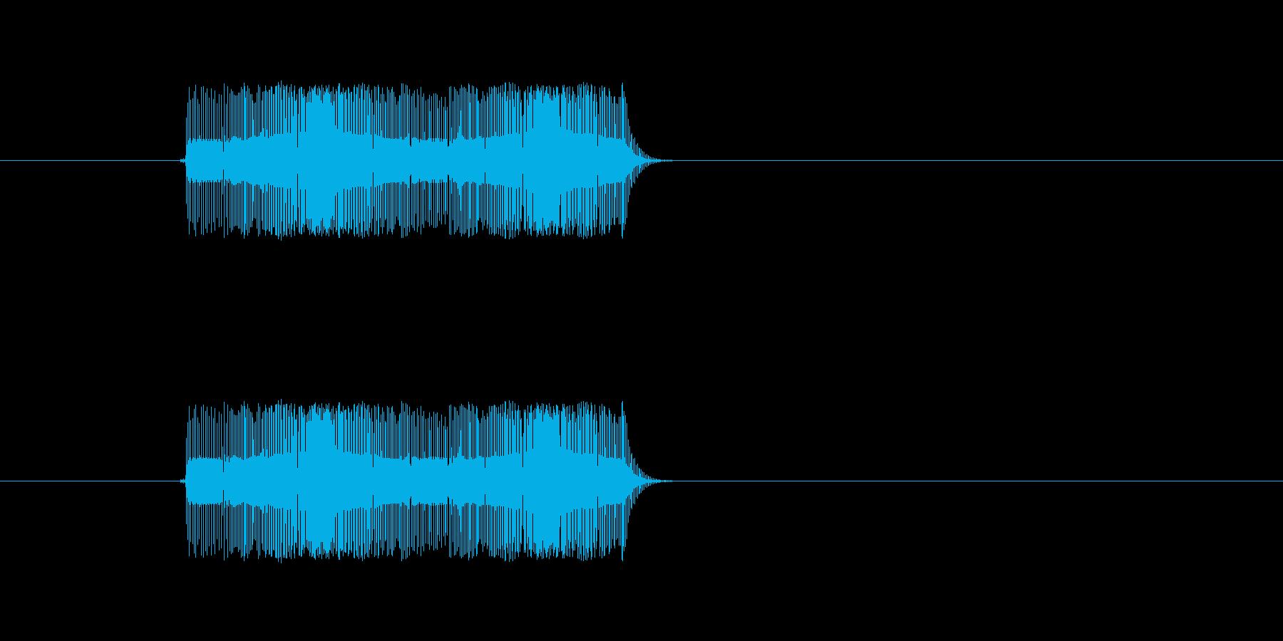 ファンファンファ(宇宙、ファンタジー)の再生済みの波形