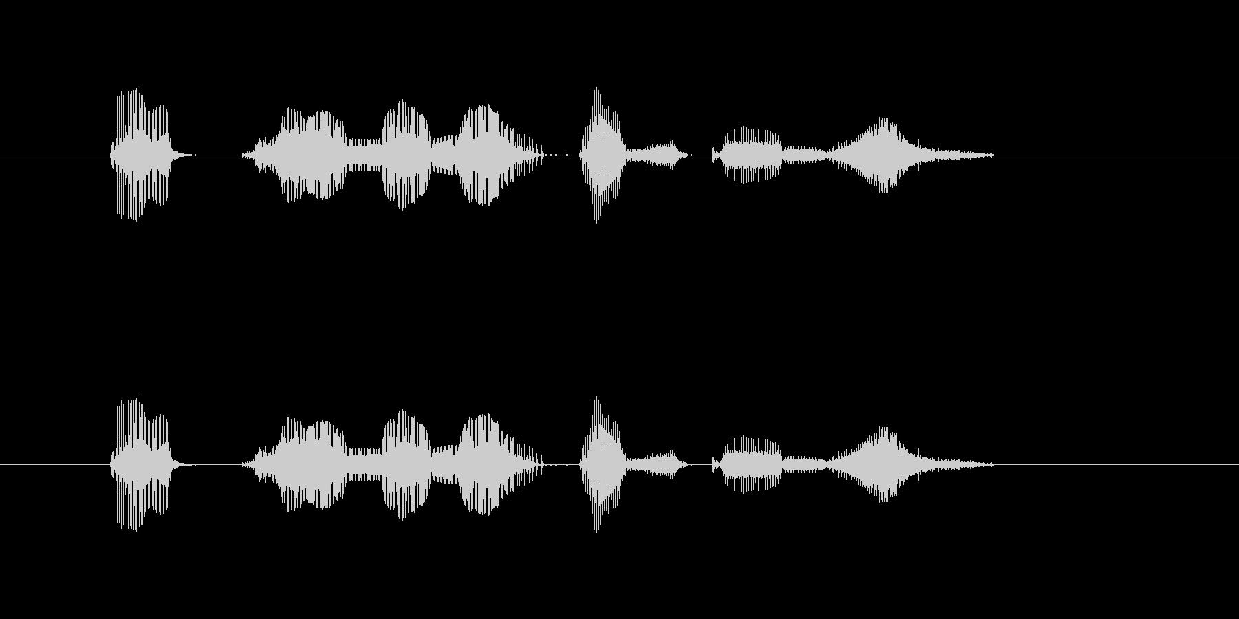 【ラジオ・パーソナリティ・ED】あっち…の未再生の波形
