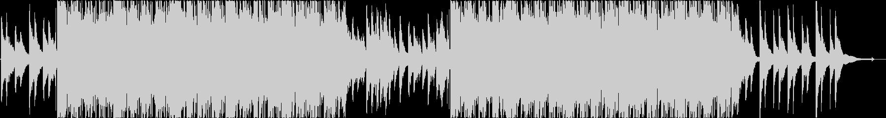 哀愁感のあるコーポレート向きBGMの未再生の波形