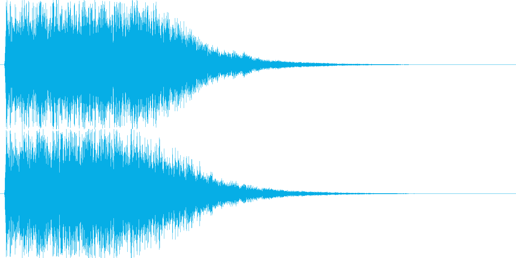 8bitなパワーアップ音 レベルアップの再生済みの波形
