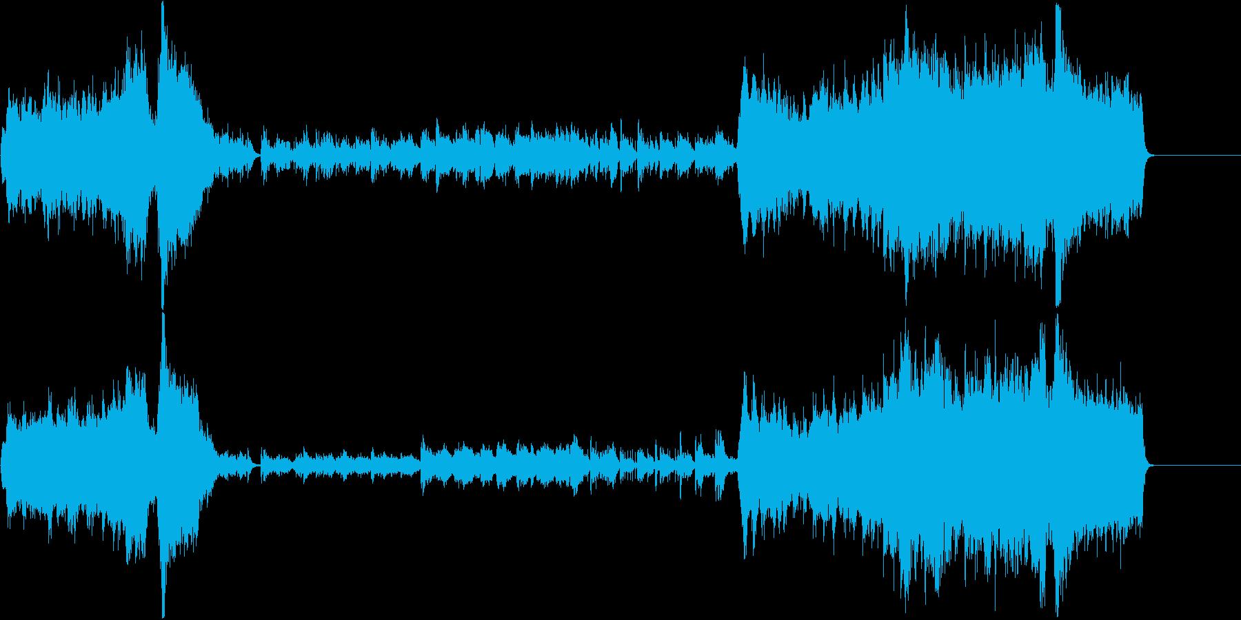 桜/エンディング/大団円/壮大/自然の再生済みの波形