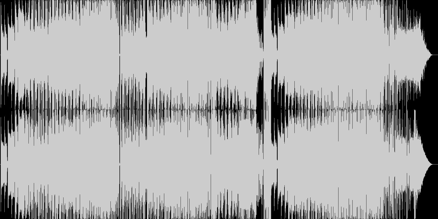 天気予報などのBGMに最適なエレクトロ…の未再生の波形