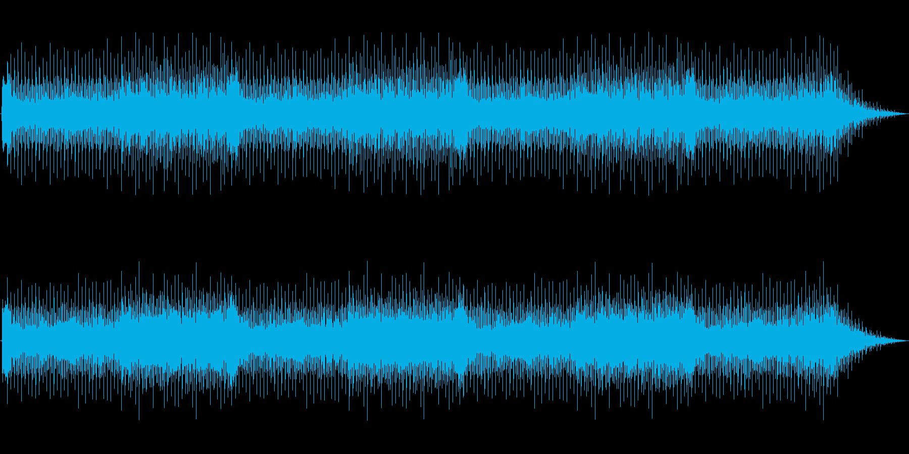 ニュースダイジェストの再生済みの波形