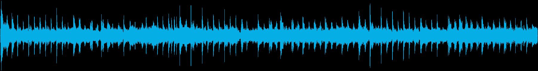 【23秒サビループ】ベルと笛の華麗ポップの再生済みの波形