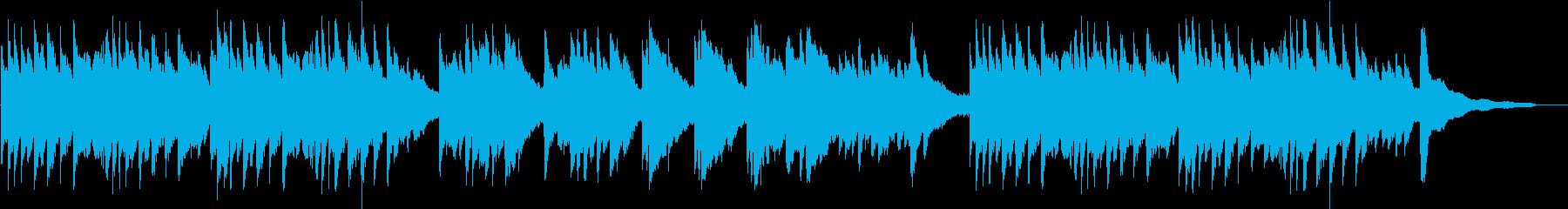 メロドラマ2(ピアノソロ)の再生済みの波形