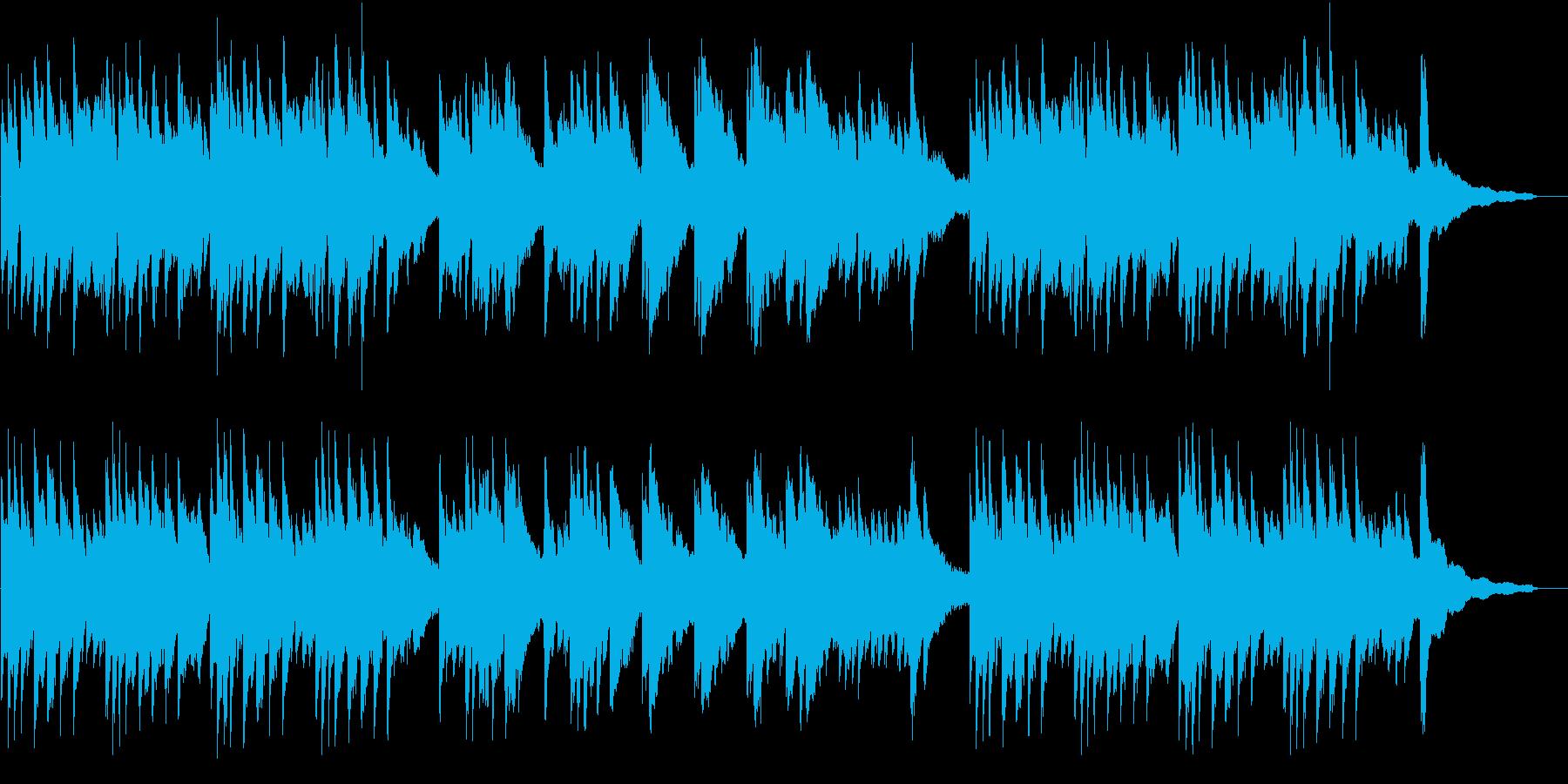 メロドラマ2(ピアノ)の再生済みの波形