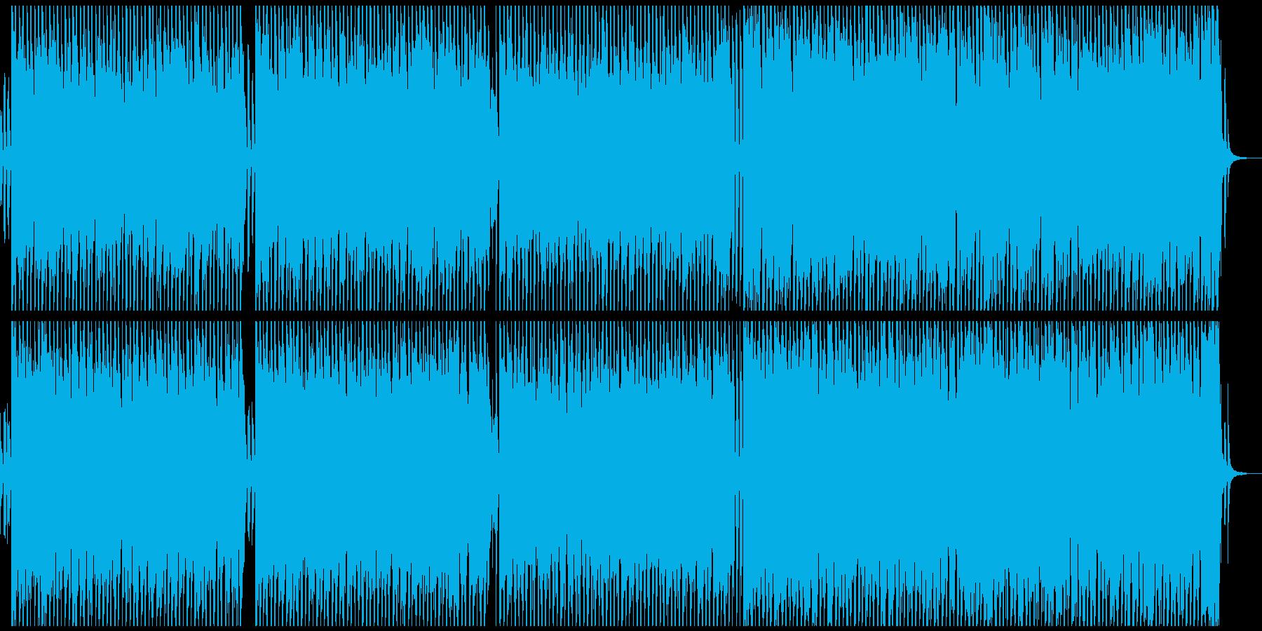 聖者の行進 ほのぼのクリスマス元気Verの再生済みの波形