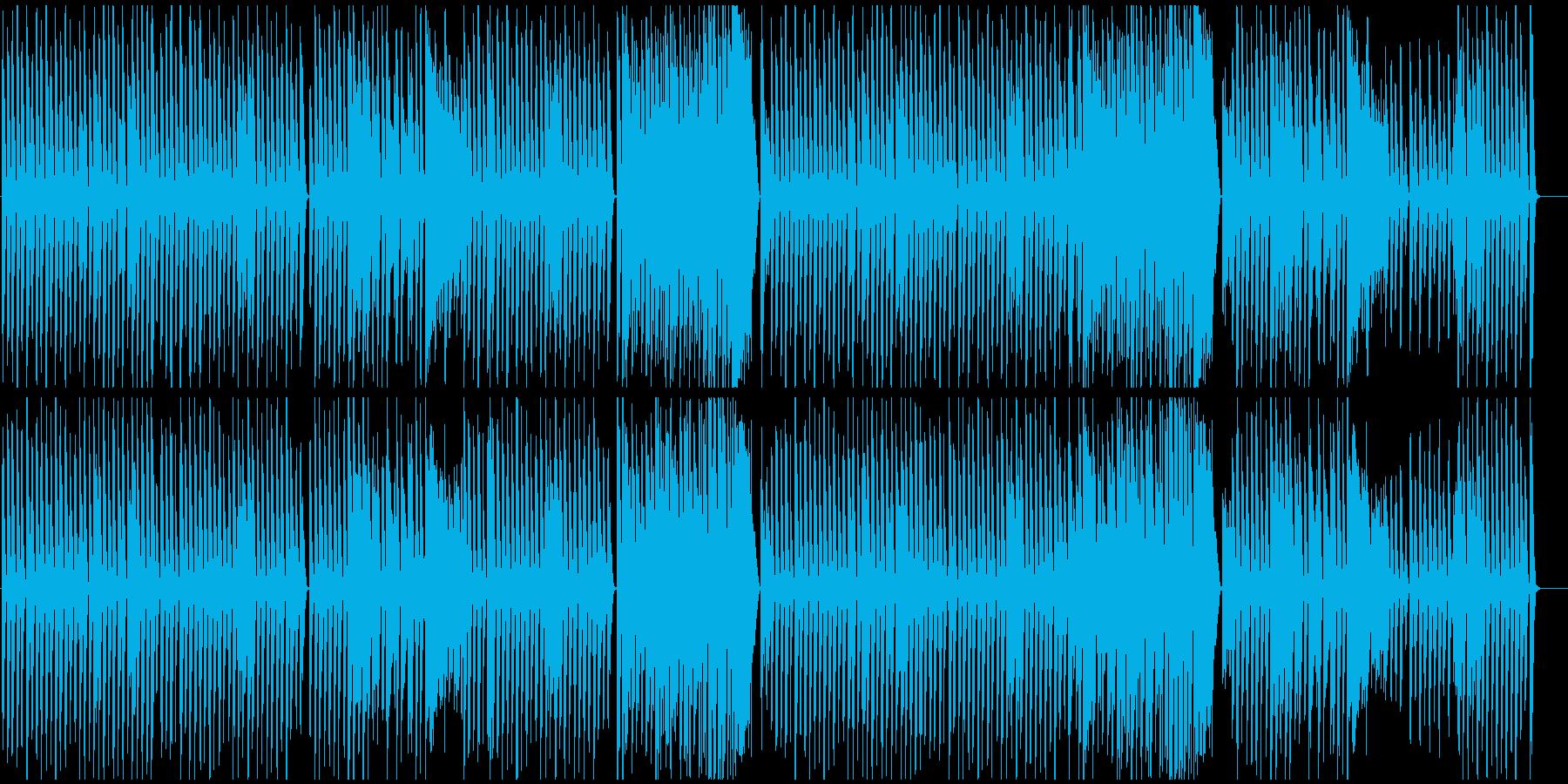 ピアノBGM ヘタうま、やみつき系の再生済みの波形