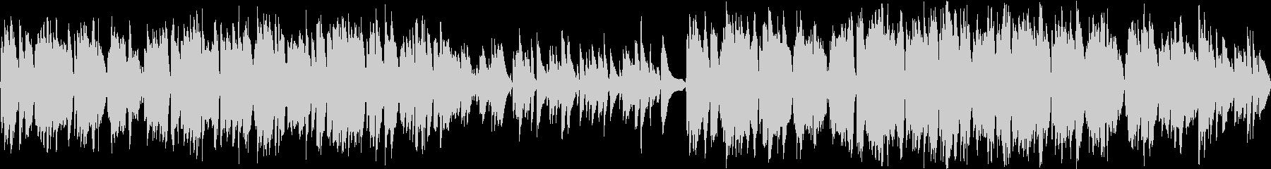 RPGの村で流れるケルト音楽・ループ版の未再生の波形