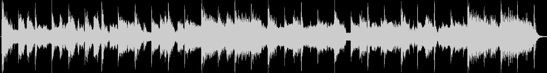 90年代のアメリカンポップジングルの未再生の波形