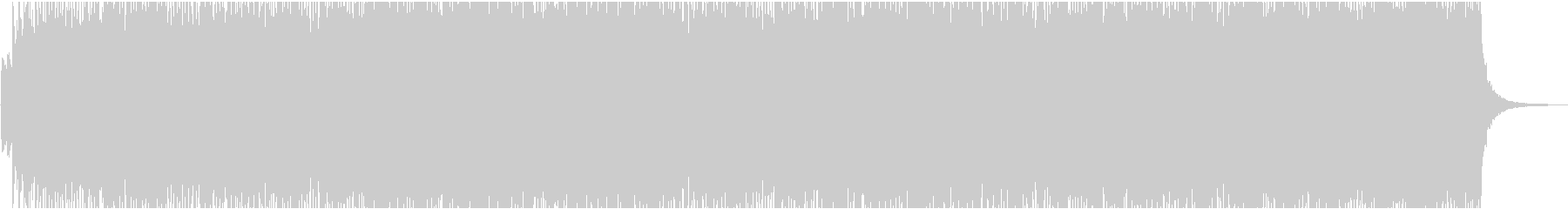 荒々しいパンクロック【リマスター】の未再生の波形