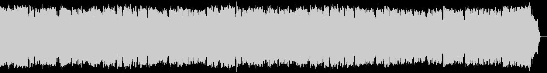 ゆったり大らかな旋律をSAXが語り掛けるの未再生の波形