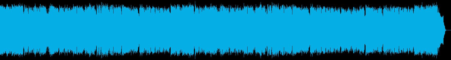ゆったり大らかな旋律をSAXが語り掛けるの再生済みの波形