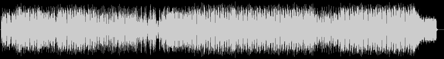 メローでキャッチ―なエレキサウンドの未再生の波形