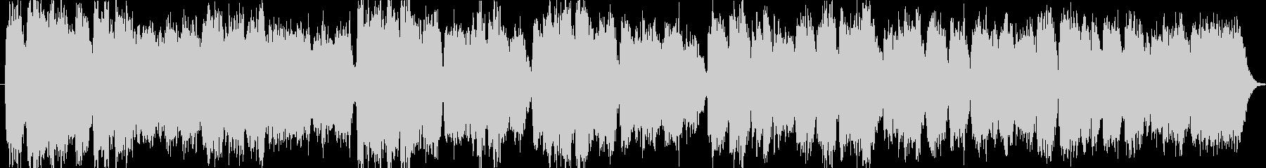 ノスタルジックでせつない木管三重奏です。の未再生の波形