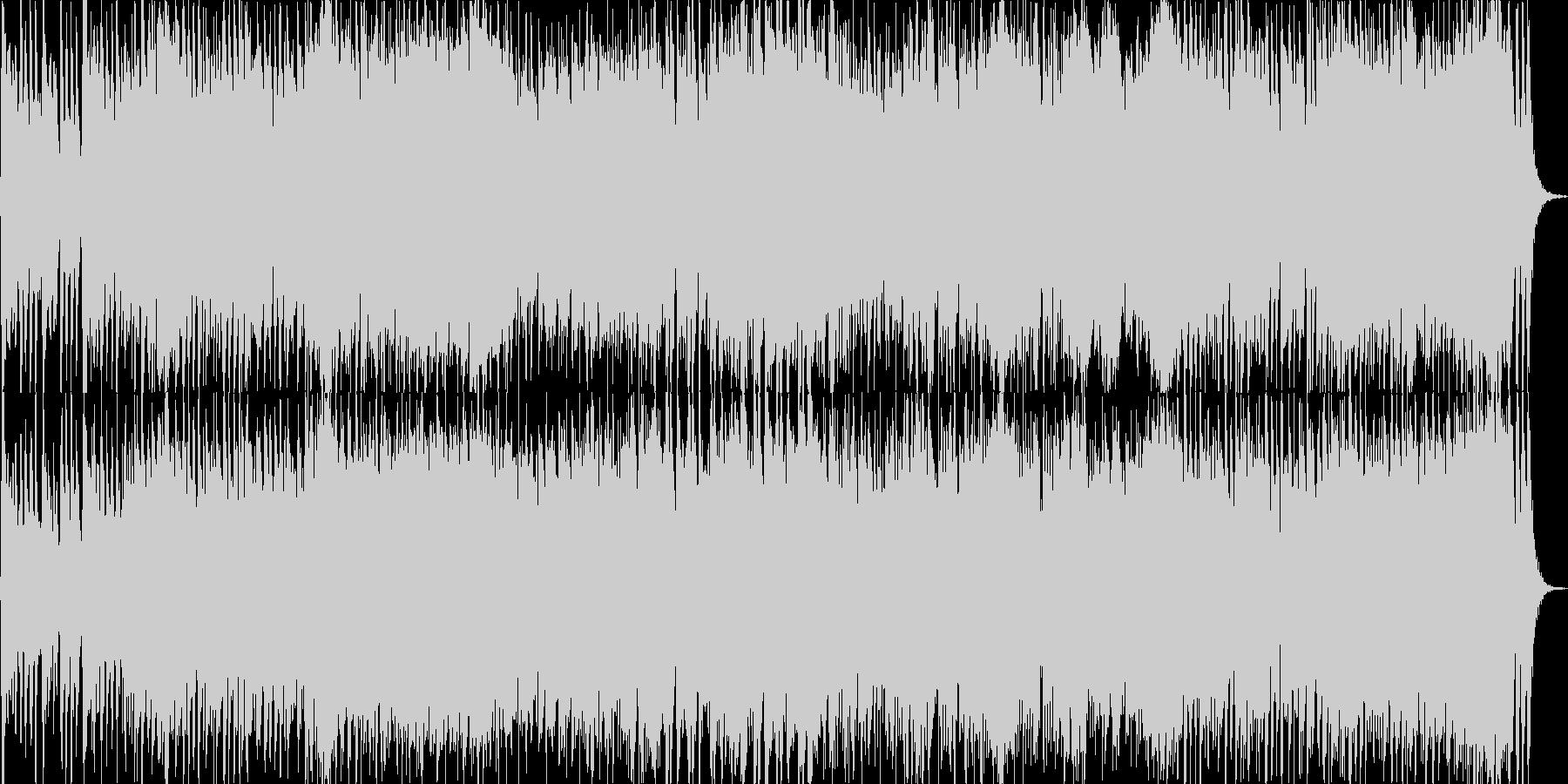 映画・ゲーム用バトルBGM33の未再生の波形