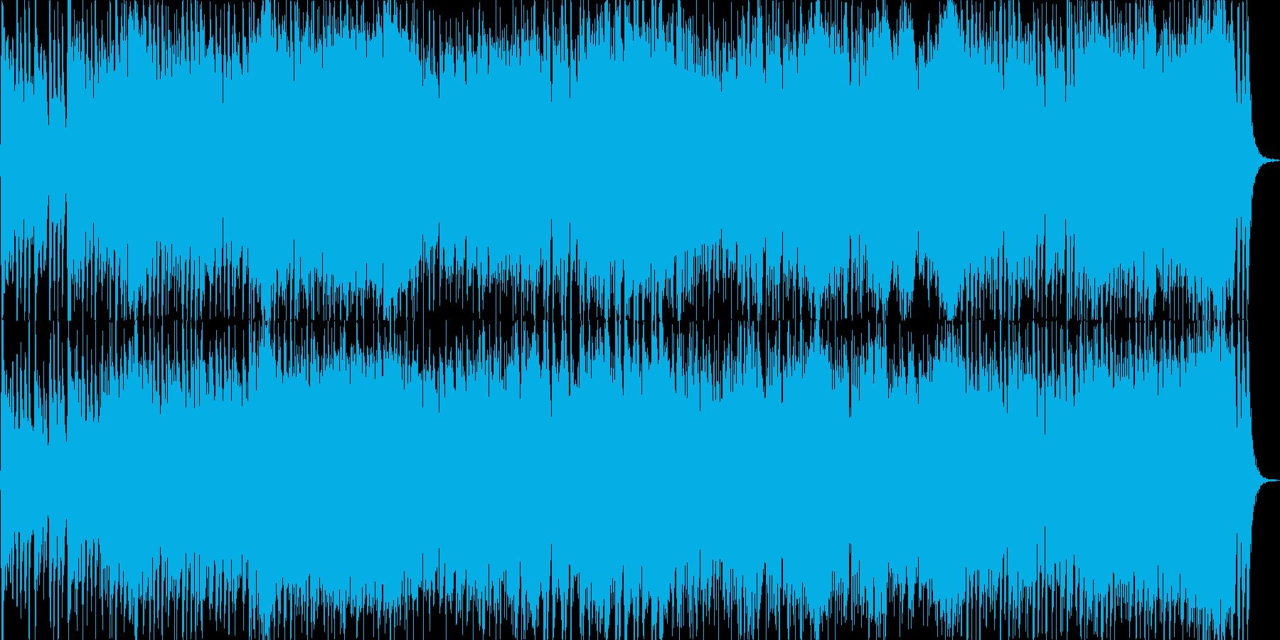 映画・ゲーム用バトルBGM33の再生済みの波形