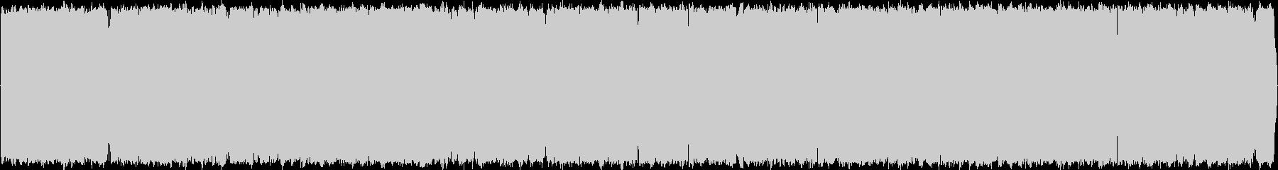 EDM系軽やかなイメージの曲です。の未再生の波形