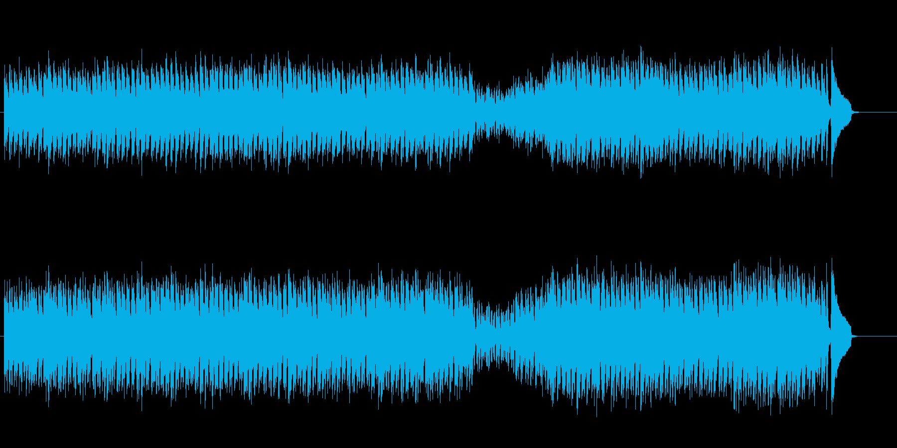 哀愁のジプシー・ミュージック風の再生済みの波形