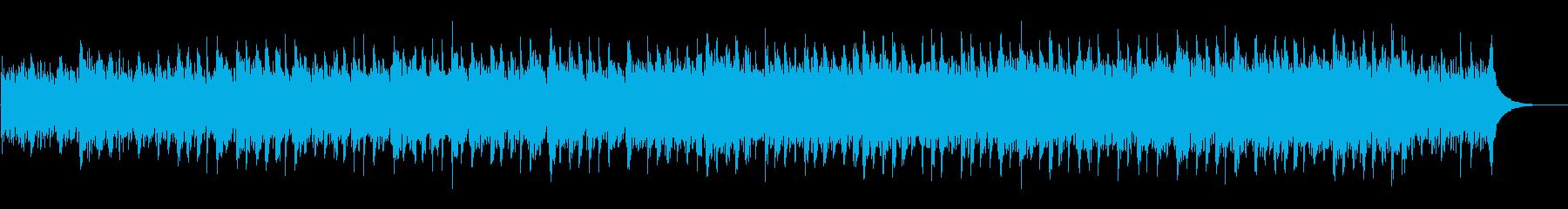 ピアノと木管楽器・商品解説・意見・回想の再生済みの波形