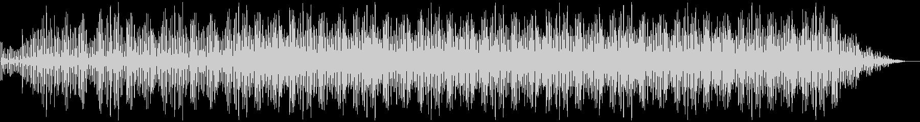 ミニマルなピアノBGM(ストリングス有)の未再生の波形