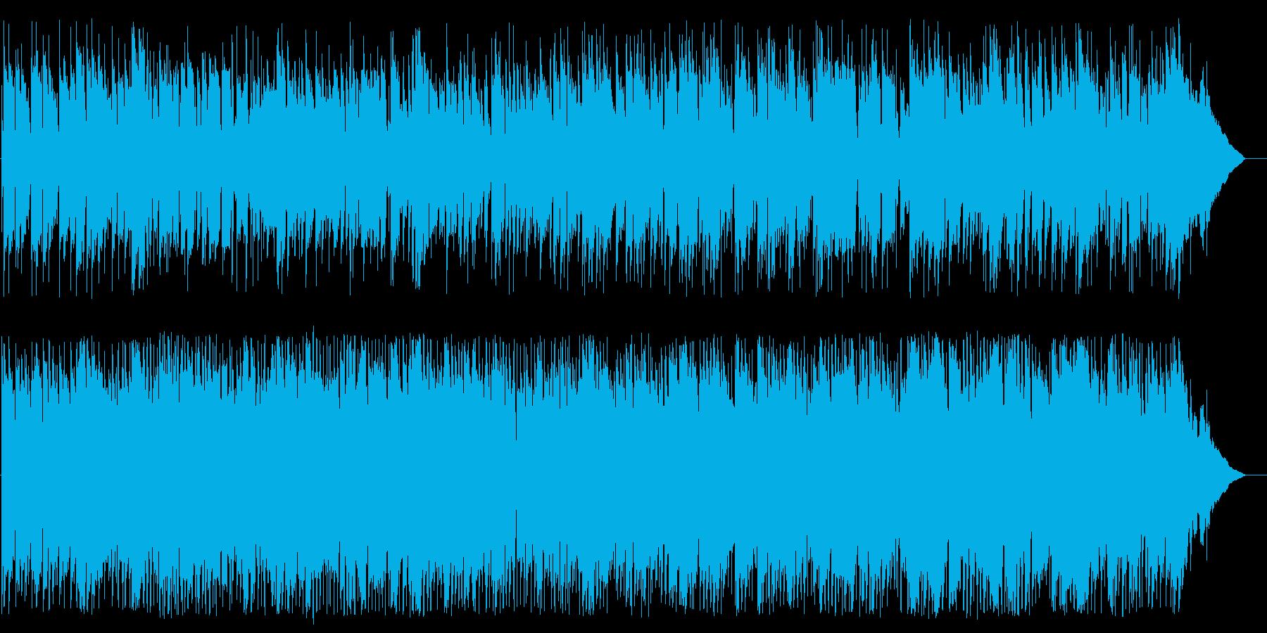 聖しこの夜(acoustic)の再生済みの波形
