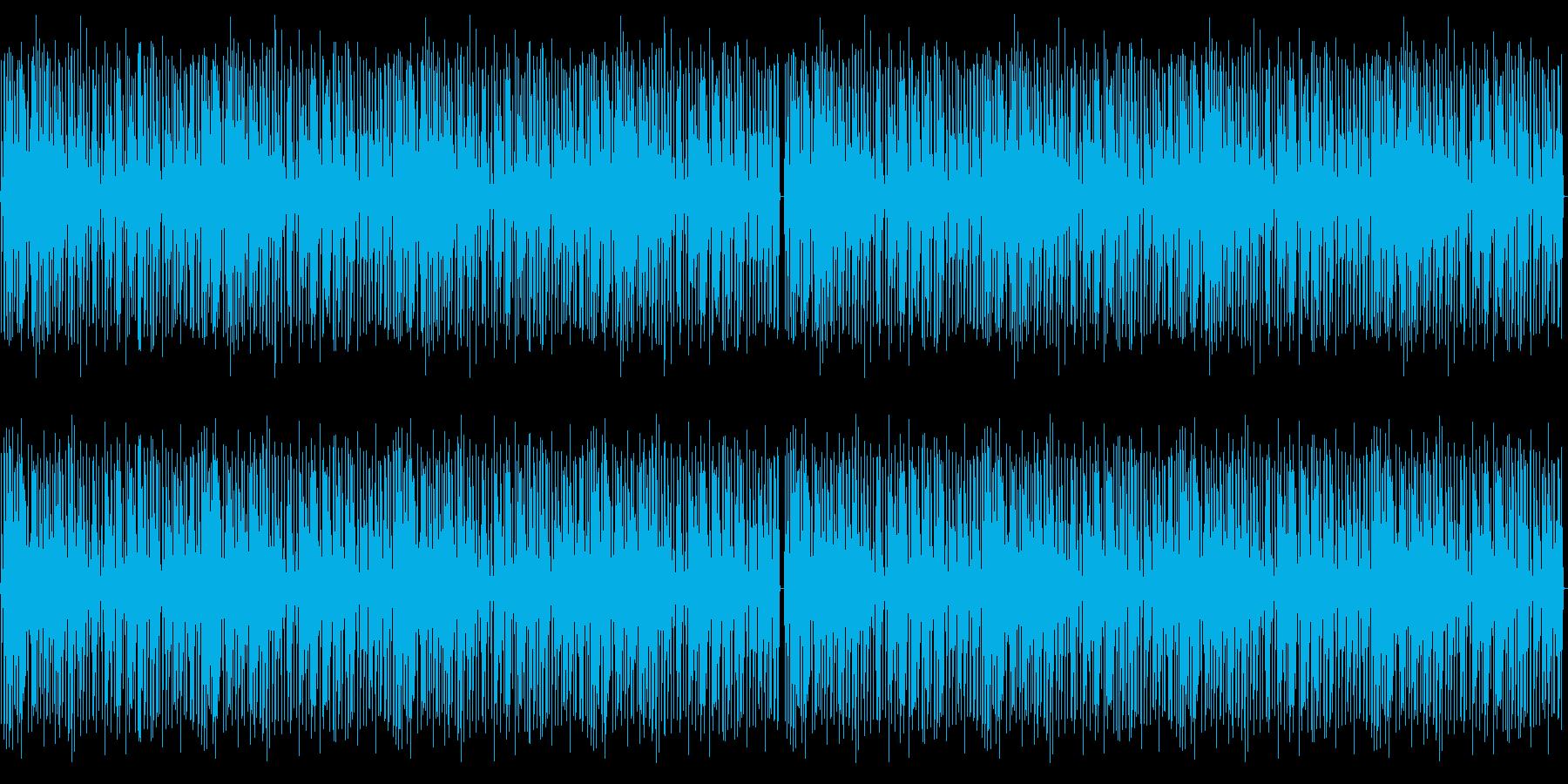 【不気味な雰囲気のポップス】の再生済みの波形