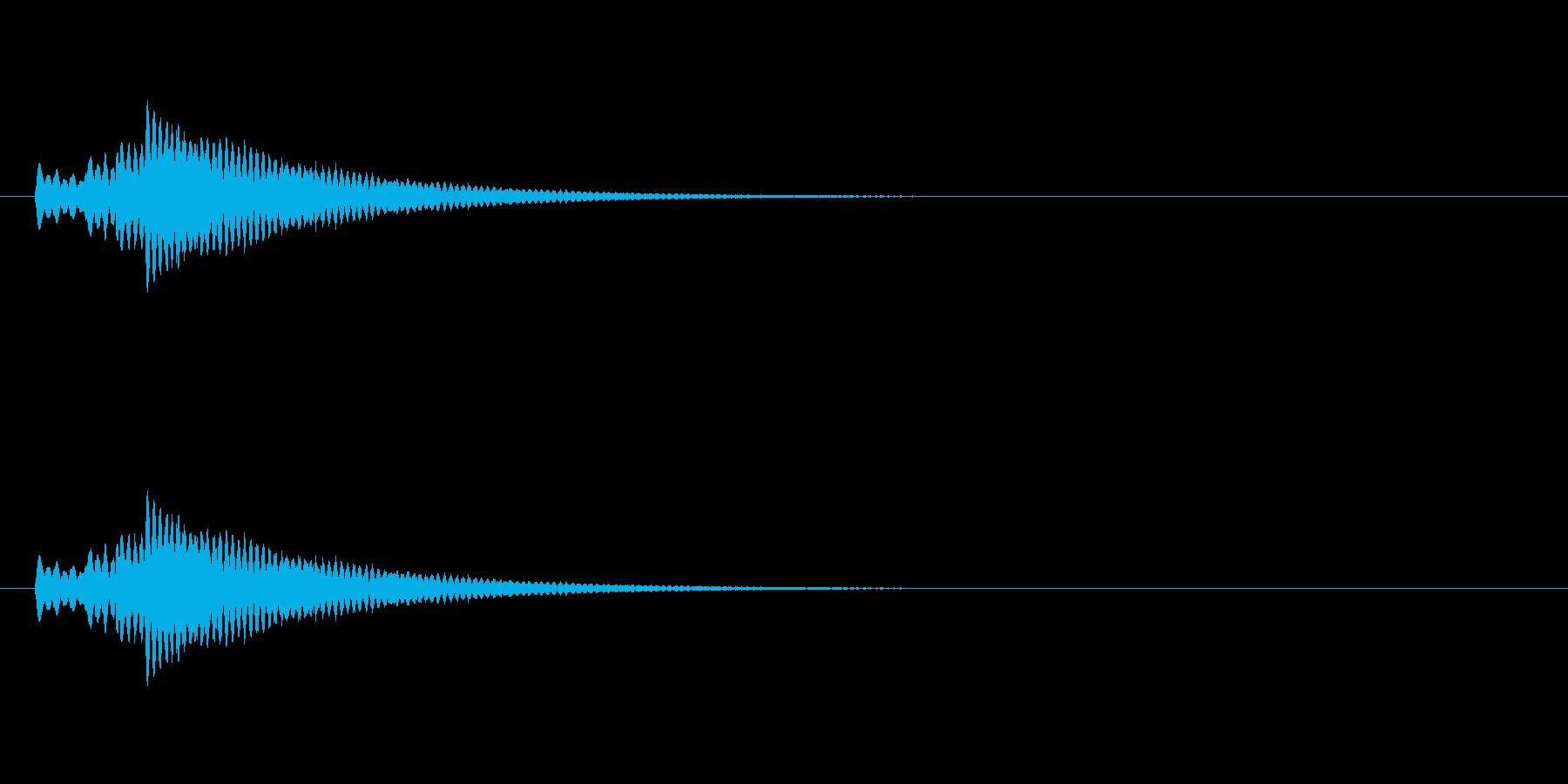 キラン キラリン 変身 レベルアップなどの再生済みの波形