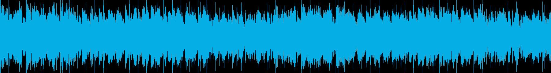ダンジョン7 RPG ゲーム 30秒の再生済みの波形