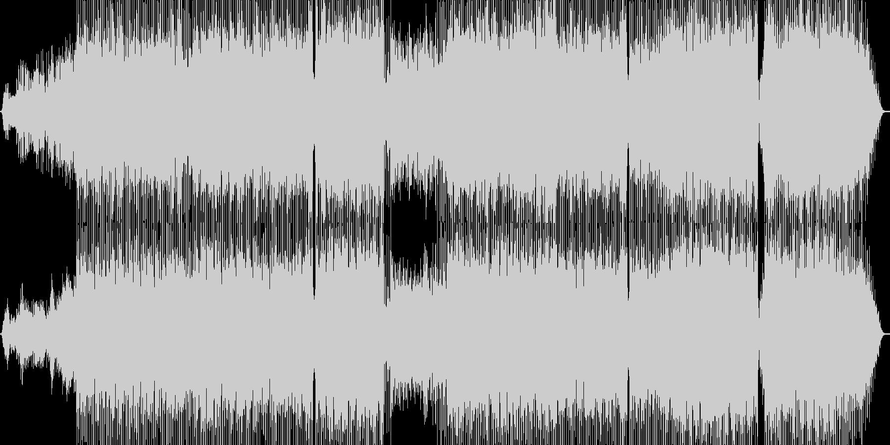 マイナー系のミドルテンポのロック調JP…の未再生の波形