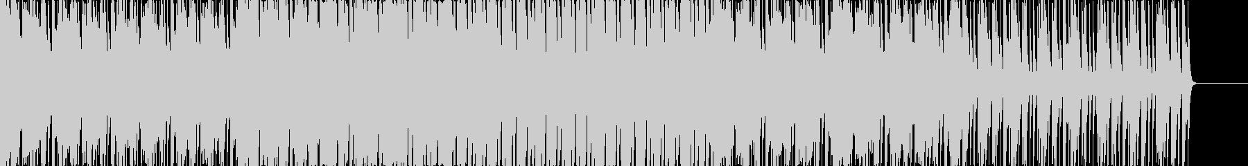 ゲームでのブリーフィングBGM等にの未再生の波形