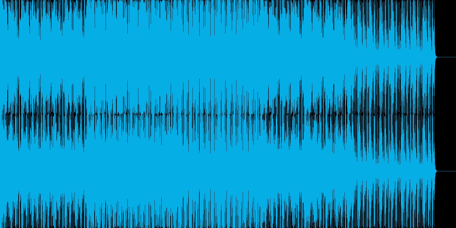 ゲームでのブリーフィングBGM等にの再生済みの波形