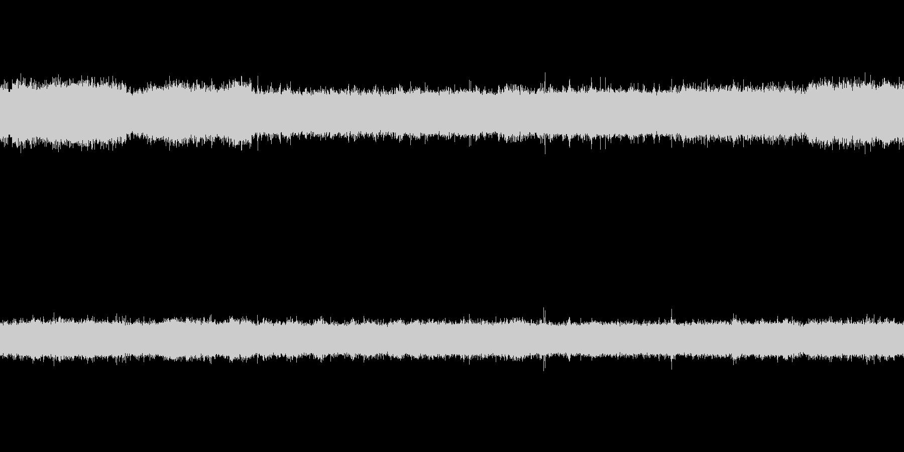 【環境音】虫、鳥──秋の里山その2の未再生の波形