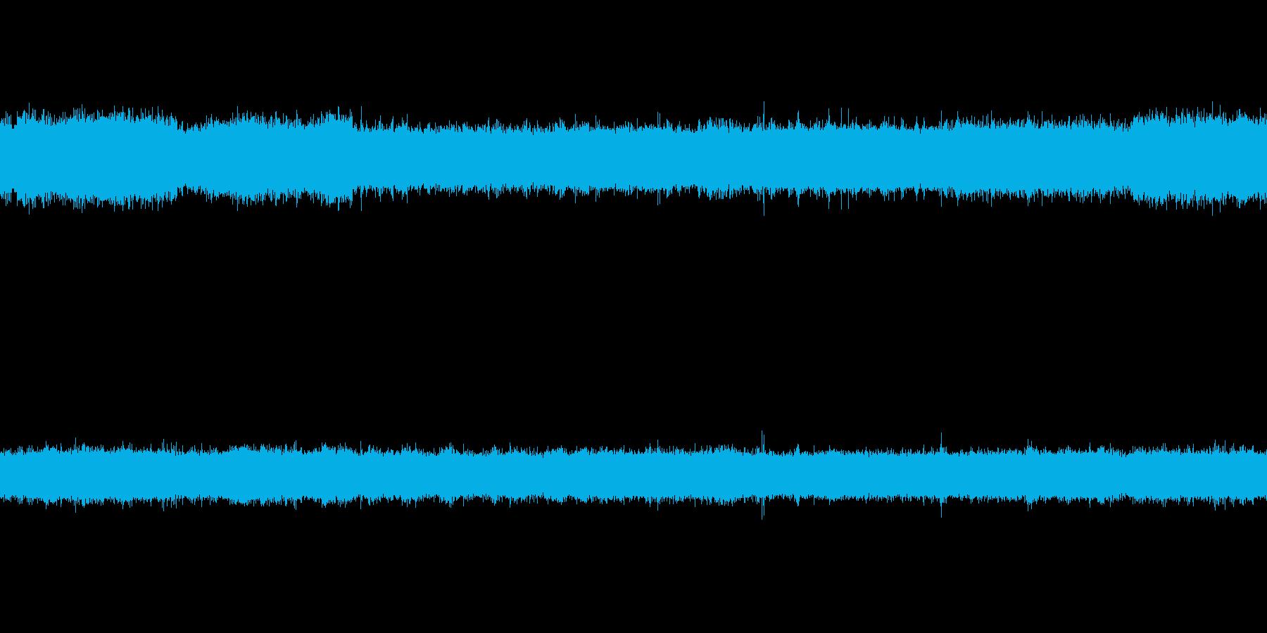 【環境音】虫、鳥──秋の里山その2の再生済みの波形