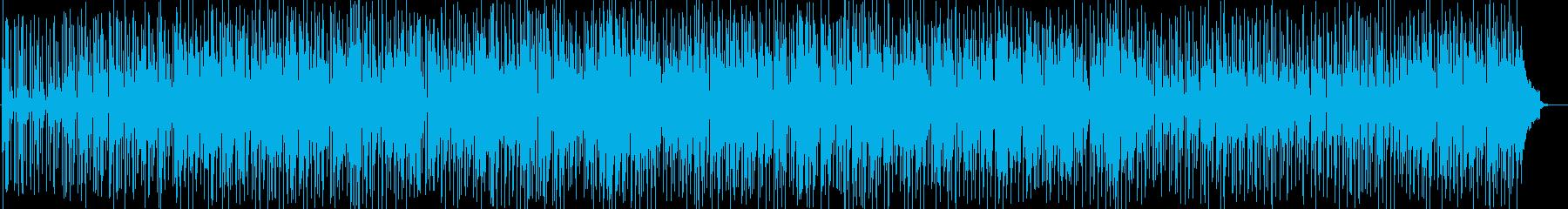 SAXとエレピの暖かで優しいフュージョンの再生済みの波形