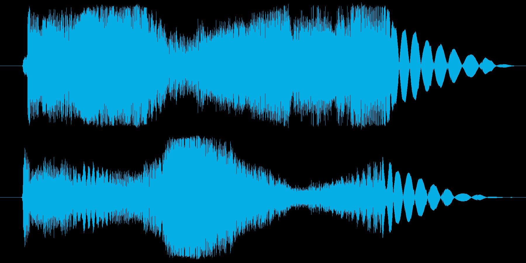 DJ,ラジオ,映像,クリエイター様に!2の再生済みの波形
