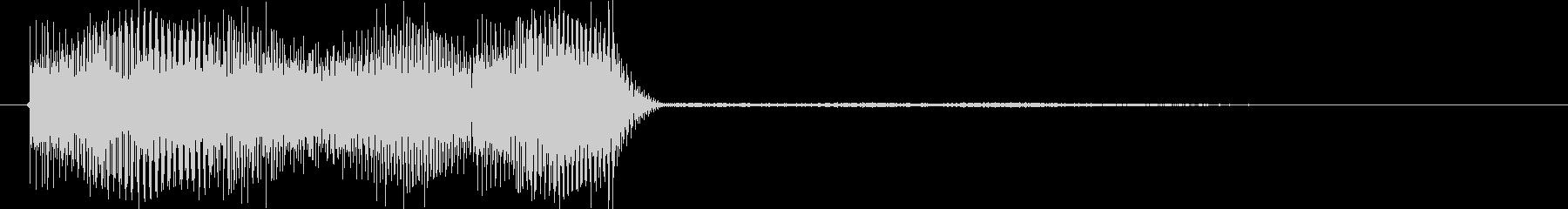 テロリラン_未来(スロットでの確定音)の未再生の波形