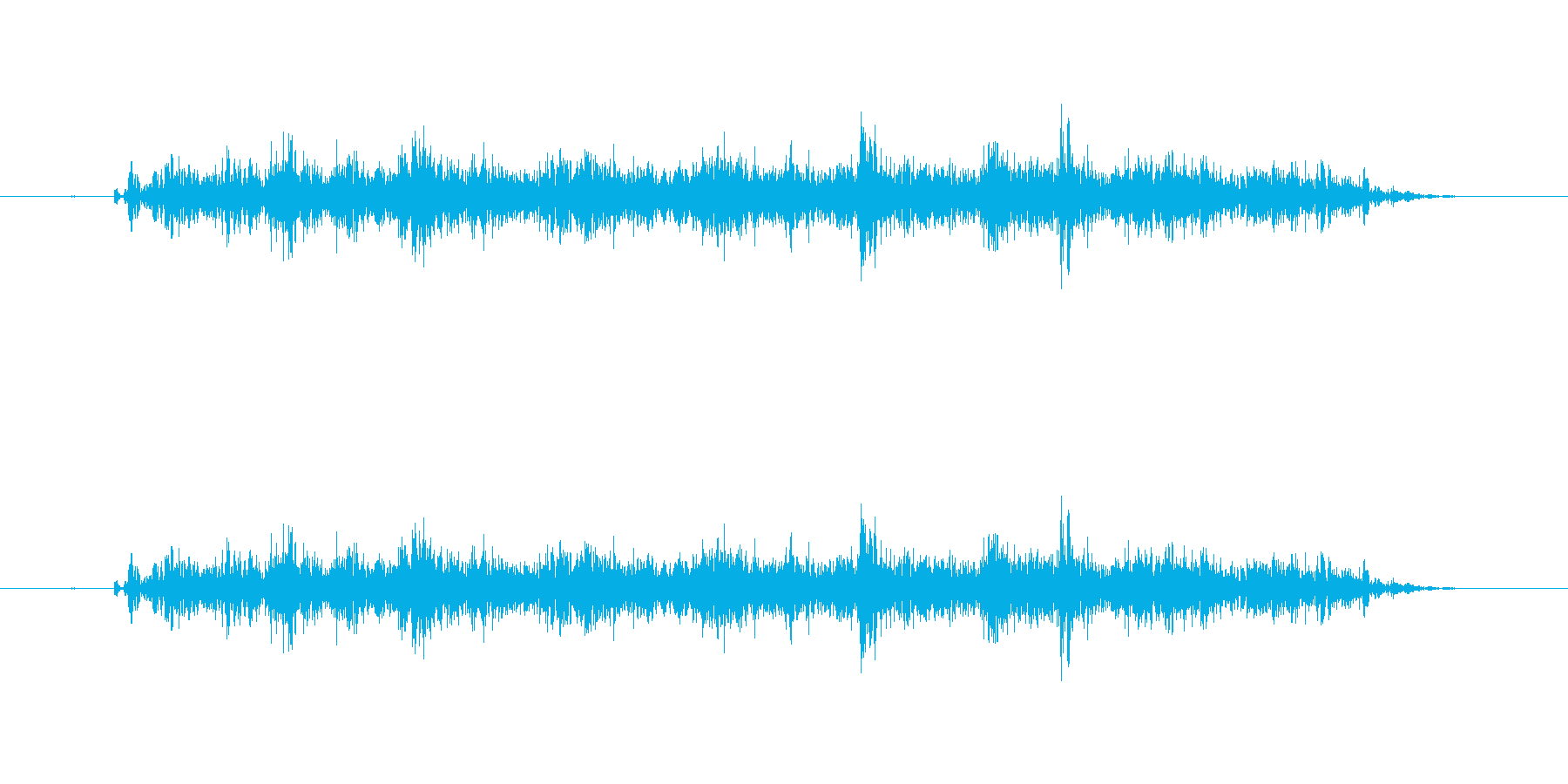 【鉛筆削り03-2(削る)】の再生済みの波形
